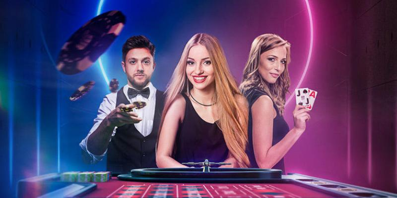 Permainan Live Casino & Slot Online